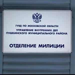 Отделения полиции Кырена